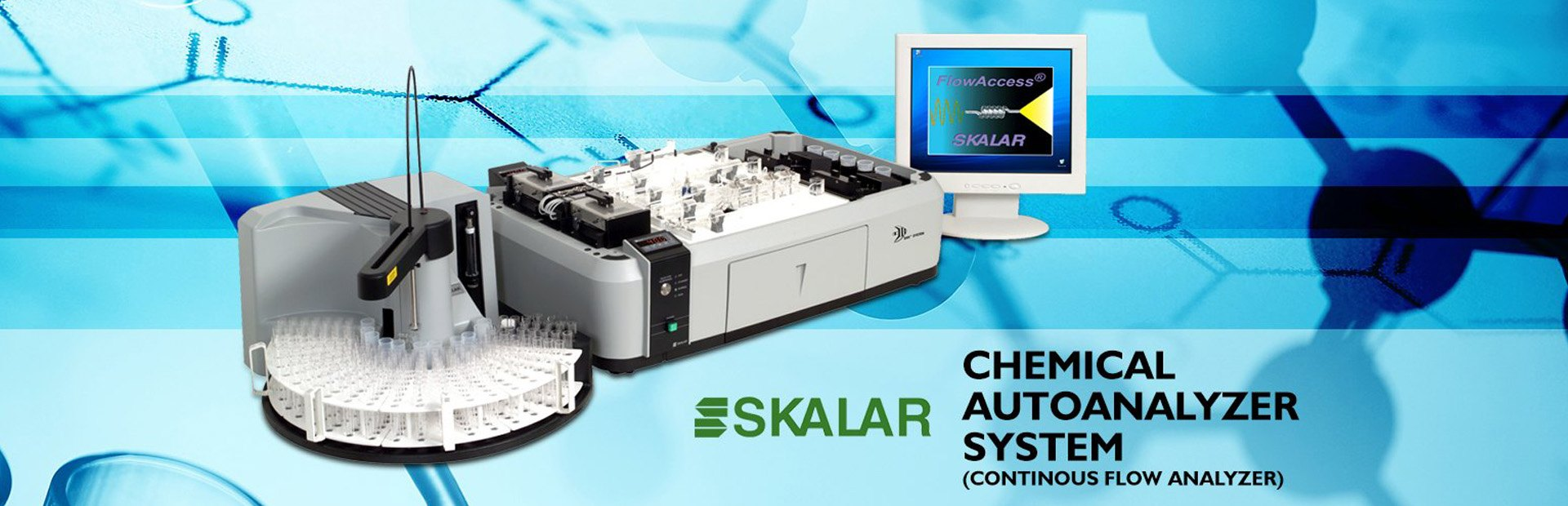 CHEMICAL AUTOANALYZER SYSTEMS